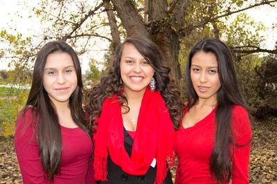 Carrosco Sisters 2012