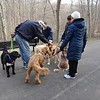 Casey meets new friends in the Park