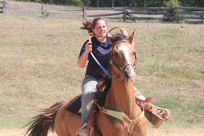 Cassandra And Her Horses