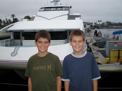 Catalina Trip 07-10-2007