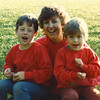 June 1984, Jared, Connie, Travis