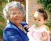 Elisabeth & granddaughter