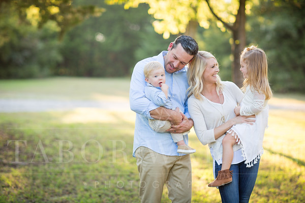 Family Photos 2016-17