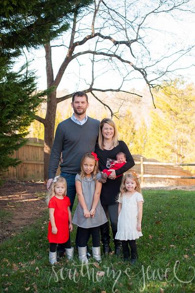 Catron Family 2014