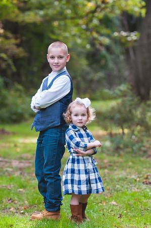 Cavanaugh Family Fall 2017