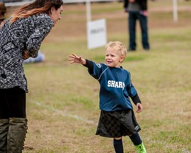 Cayden's 1st soccer game