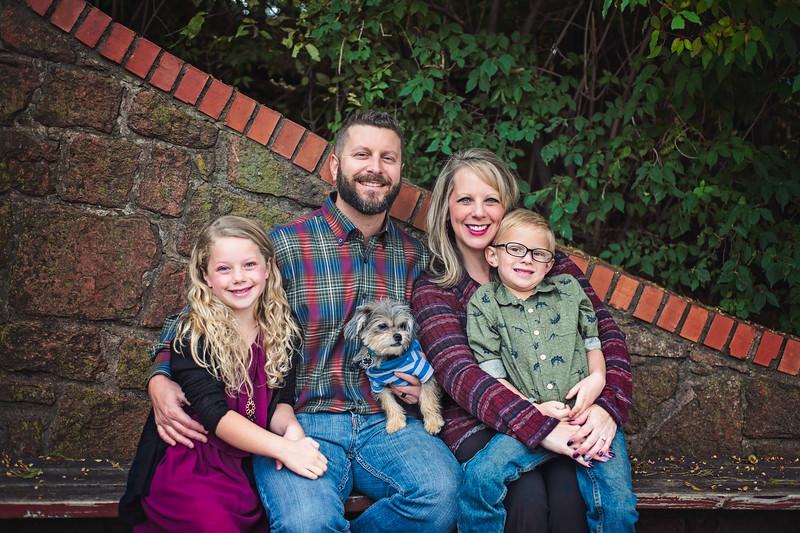 Cayot Family Portrait Mini