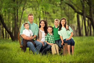 Cazier family