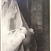 Marilynn the bride. July 3, 1946