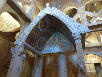 Stav Church interior P1030108