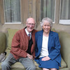 David and Una on their 60th Anniversary