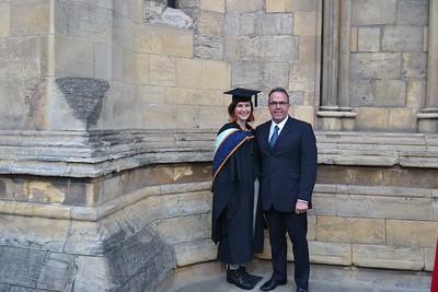 Beth's Graduation - Nov 2017