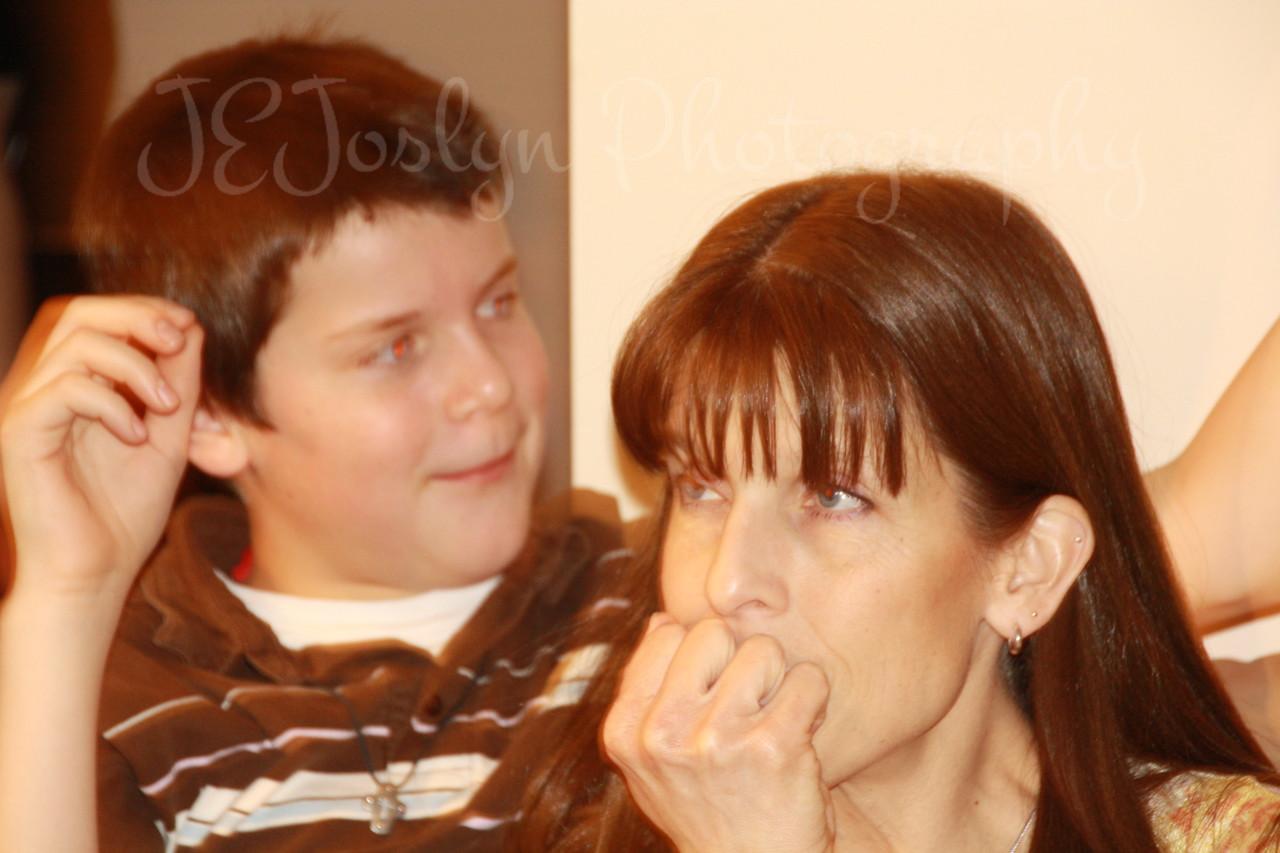 SuperBowlSunday at Katie and Matt's, Feb 7, 2010