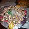 Cris's cheesecake cookies.