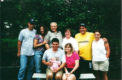 Tom & Noreen Brennan family  7/2000