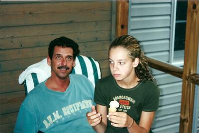 Greg & Maddie    7/2000