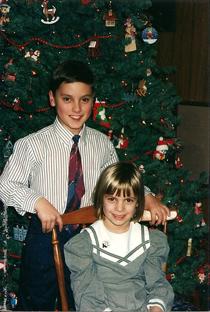 Christmas 1995 (Jan's picture)