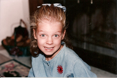 Maddie Cerne, age 6, 1st Grade    10/94