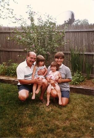 Bob & Debby Cerne Family    7/91
