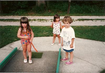 Mandy, Kelly, Maddie    7/92