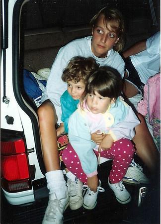 Caroline, Maddie and Amanda @ fireworks 7/92