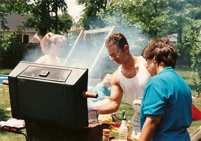 Caroline, Chris, Debby     7/92