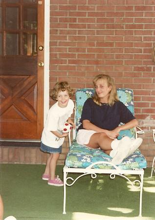 Maddie, Caroline    7/92
