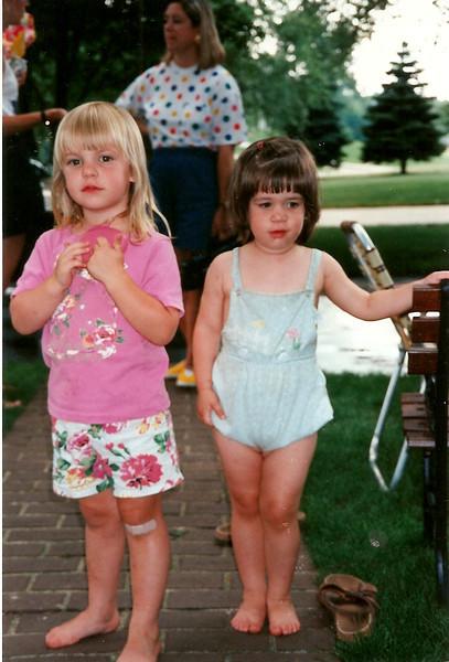 Anna & Brandy    7/93