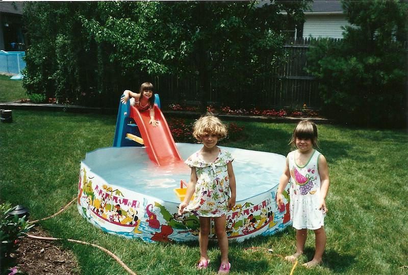 Kelly, Maddie, Mandy    7/93