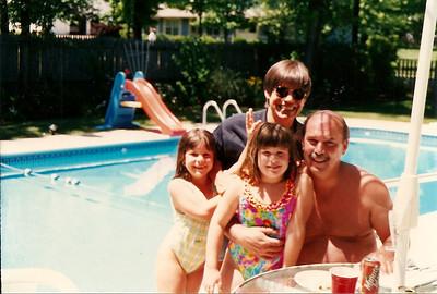 Bob & Debby Cerne Family   7/96
