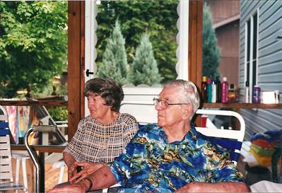Mom & Dad Cerne   7/99