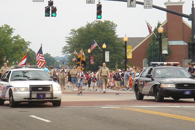 Canton 4th of July Parade