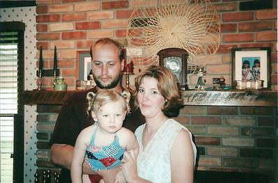 Colleen, Chris & Abby Bailey 7/03