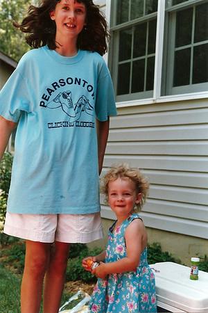 Catherine & Maddie   7/90