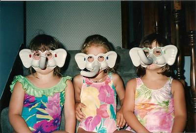Mandy, Maddie, Kelly    7/94