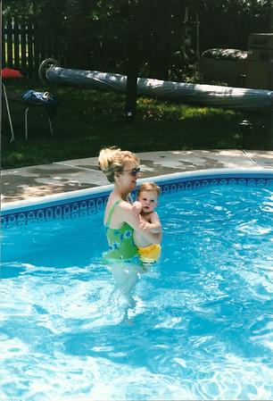 Caroline & Caleb     7/98