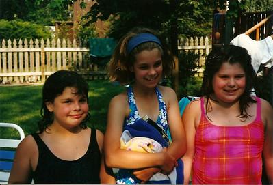 Kelly, Maddie, Mandy   7/98
