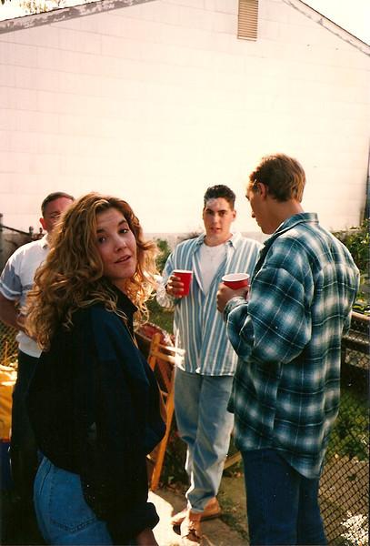 Tom & Noreen's 25th Anniversary  9/93