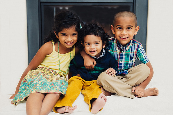 Chacko Family Session