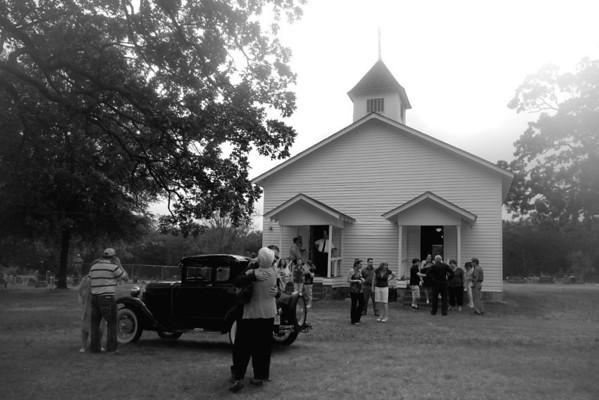 Chad & Tori's Wedding - 11 June 2011 (B&W)