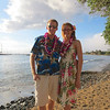 Chad and Katie Hawaii 2012