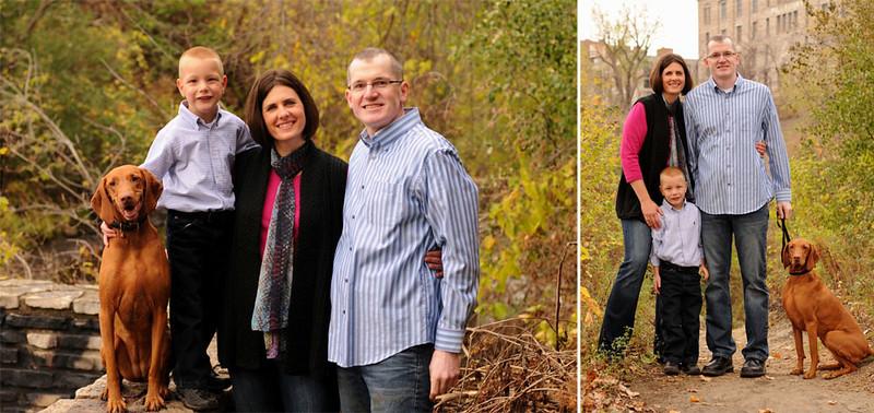 chalupnik family | october 2011