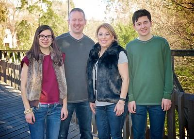 Chamberlin Family Portraits