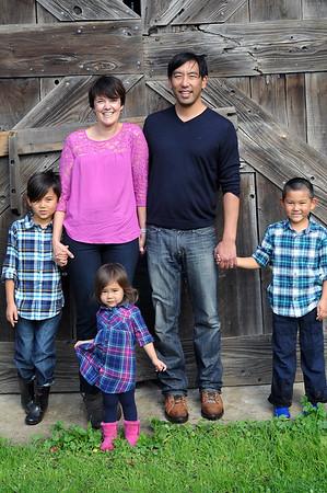 Chang Family 2016