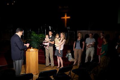 Chapelgate Baptisms 10 June 2012