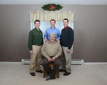 Grandpa & Boys
