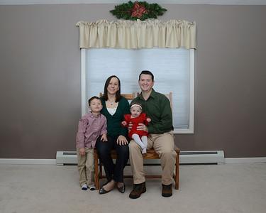 Stephen's Family