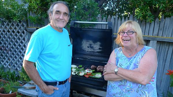 Charlene's Visit Aug 2010