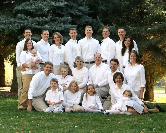 Charles Clark Family