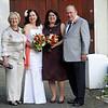 Mom, Alson, sister Sara, and Dad